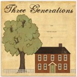 For The Record Collection: Three Generations