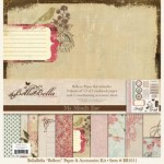 "Bella Bella ""Bellezo"" Paper & Accessory Kit"