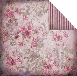 Fabscraps - Heritage - Floral/Pink