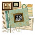 AC Keepsake Record Book Kit