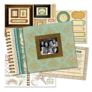 AC Keepsake Record Book Kit