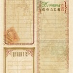 AC Die-Cut Journaling Strips - ancestry.com