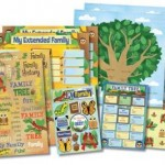 Kids' Ancestry - Family Tree Scrapbook Kit