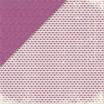 Clothesline - Purple Bloom / Purple Pansy