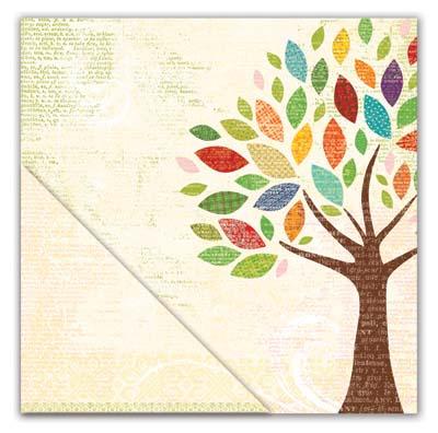 Little Yellow Bicycle - Hello Fall - Autumn Tree