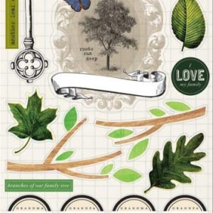 Our Family Tree Stickers