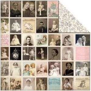 Melissa Frances - Classic Elegance - Adopted Ancestors