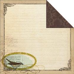 """Lost & Found 2 - Breeze """"Fun Day"""" - Borderline Paper"""