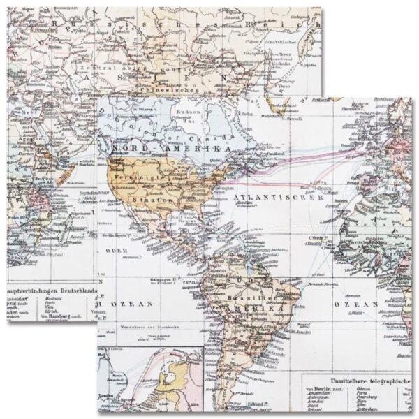 Teresa Collins - Far & Away - Maps