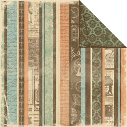 Grandma's Attic - Vintage Stripe