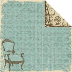 Grandma's Attic - Victorian Tapestry