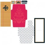 "Family Matters - Die-Cut Cards & Envelopes - 12""x12"""