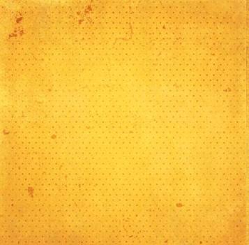 Bo Bunny - Vintage Double Dot - Buttercup
