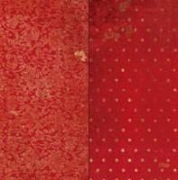 Bo Bunny - Vintage Double Dot - Wild Berry