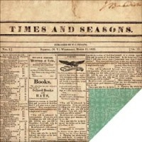 Echo Park - Times & Seasons - Yesterday's News