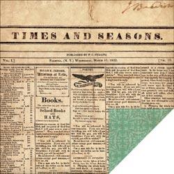 Echo Park - Times & Seasons - Yesterday's News