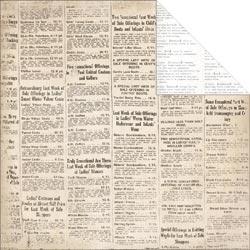 Timeless - Newsprint