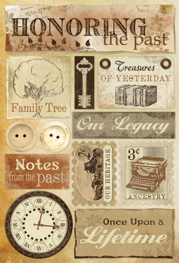 Ancestry 2 - Honoring The Past