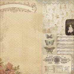 Melissa Frances - Attic Treasures - Hope Chest