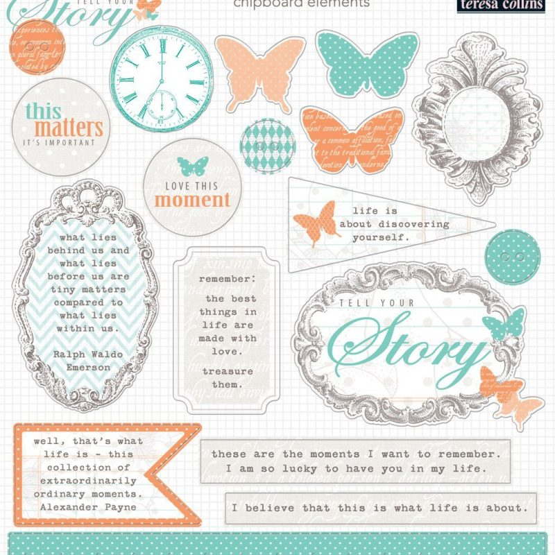 How to scrapbook your family tree - How To Scrapbook Your Family Tree 13