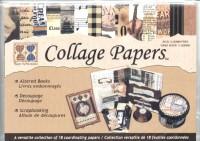 Heritage Ephemera Collage Papers