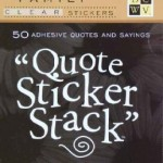 Family - Quote Sticker Stack