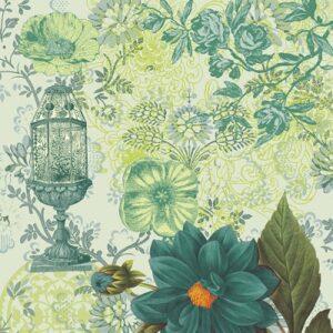 Engraved Garden - Cage