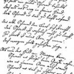 Lablanche Silicone Stamp - Script - Small