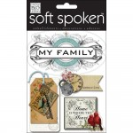 Soft Spoken - Vintage - My Family