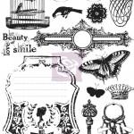 Prima Marketing - Imagenne Stamp Set - Londonerry