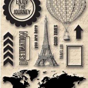 Far & Away - Clear Stamps