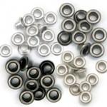 Eyelets - Standard Cool Metal - We R Memory Keepers