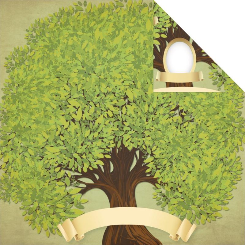 How to scrapbook your family tree - How To Scrapbook Your Family Tree 41