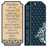 "Family Matters - Family Tags - 8""x 8"""