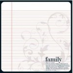 Family Matters - Family Defined