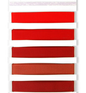 Grosgrain Monochromatic Ribbon - Lovely