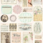 [Pin It] Melissa Frances - 5th Avenue Stickers - Dearly Beloved