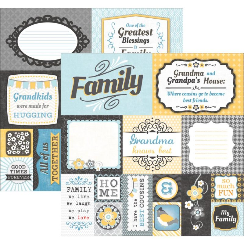 How to scrapbook your family tree - How To Scrapbook Your Family Tree 14