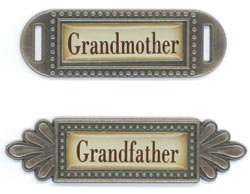 Grandmother and Grandfather