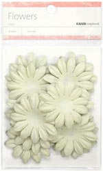 Paper Flowers - 5 cm - Mint