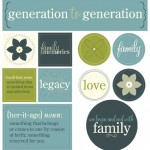 Legacy - Legacy Stickers