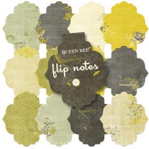 Queen Bee - Flip Notes