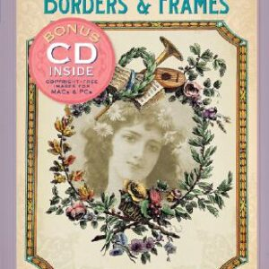 Memories of a Lifetime: Borders & Frames: Decorative Art for Scrapbookers