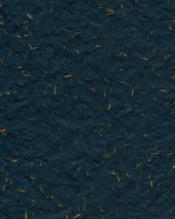 """8 1/2"""" x 11"""" Deep Blue with Chaff"""