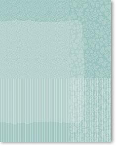 "Sage Collage Paper - 8.5"" X 11"""
