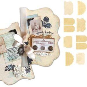 Melissa Frances - Attic Treasures - Mini Album