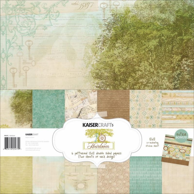 How to scrapbook your family tree - Scrapbook Your Family Tree