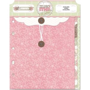 Misc Me - Envelopes - Primrose