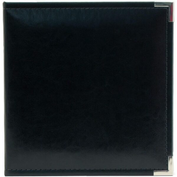 """We R Classic Leather Ring Binder - 5.5""""x 8.5"""""""