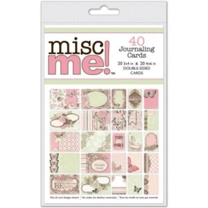 Misc Me - Primrose - Journal Pack